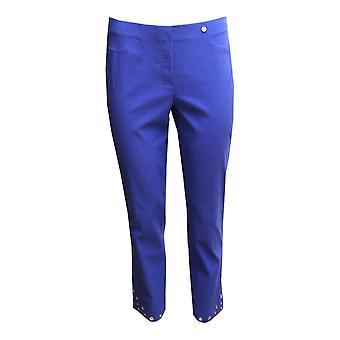 ROBELL Robell Blue Trouser Bella 51545 5499 67