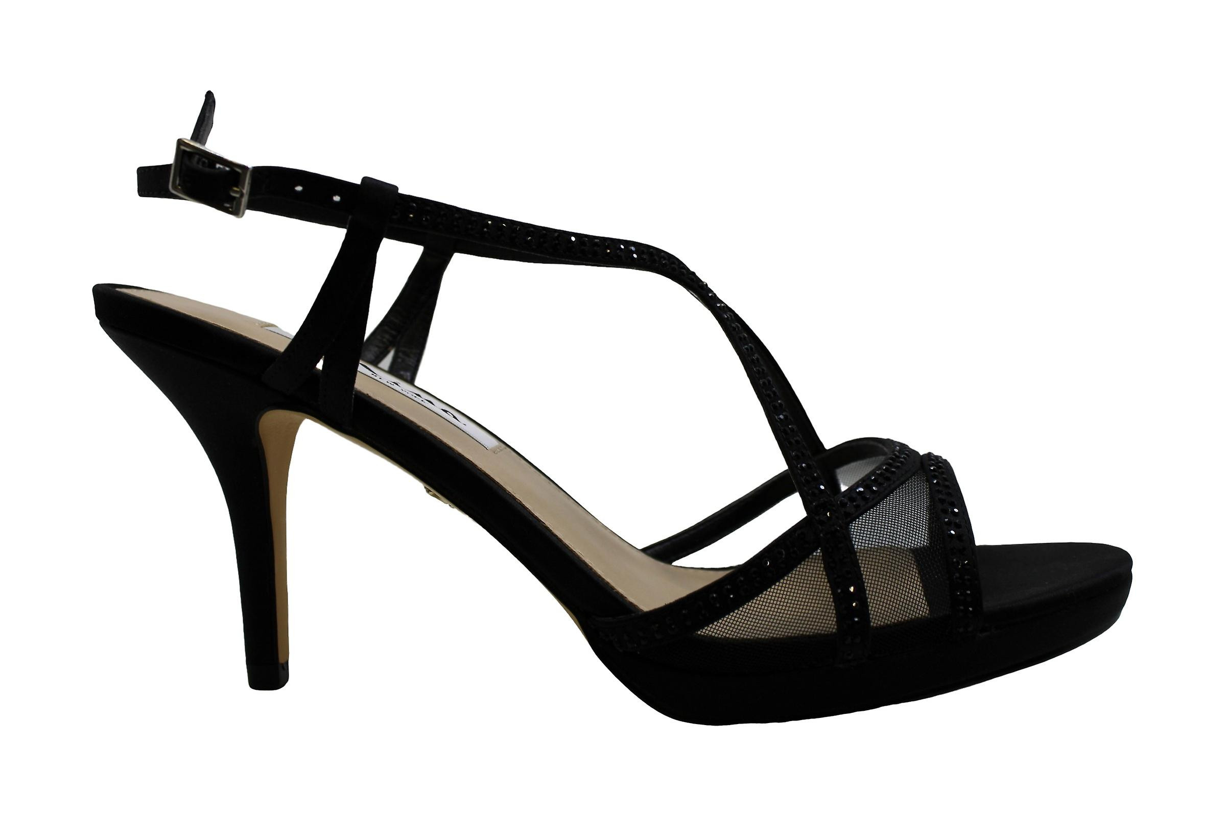 Nina Womens Blossom Open Toe Casual Strappy Sandals h05B4
