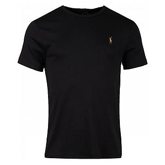Polo Ralph Lauren Custom Fit Pima Cotton Crew Neck T-Shirt
