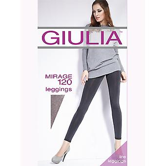 Giulia Mirage Footless Tights - Hosiery Outlet
