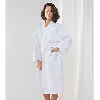 Handdoek stad wafel 220 GSM badjas / handdoek