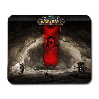 World of Warcraft Horde Mouse Pad