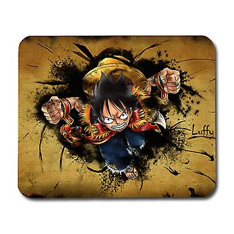 One Piece Luffy Mouse Pad