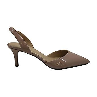 Franco Sarto Womens Tokyo spetsiga tå casual mule sandaler