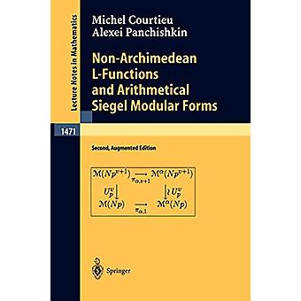 Non-Archimedean L-Functions and Arithmetical Siegel Modular Forms by