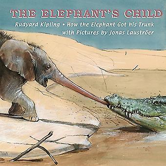 The Elephant's Child by Rudyard Kipling - 9789888341672 Book