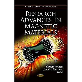 RESEARCH ADVANCES IN MAGNETIC (Materials Science and Technologies)
