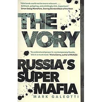 The Vory - Russia's Super Mafia by Mark Galeotti - 9780300243208 Book
