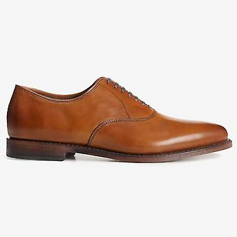 Allen Edmonds Mens carlyle Leather Lace Up Casual Oxfords