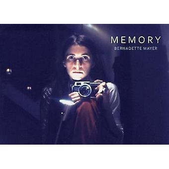 Bernadette Mayer - Memory by Bernadette Mayer - 9781938221255 Book