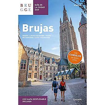 Brujas Guia de la Cuidad 2020 by Sophie Allegaert - 9789401464925 Book