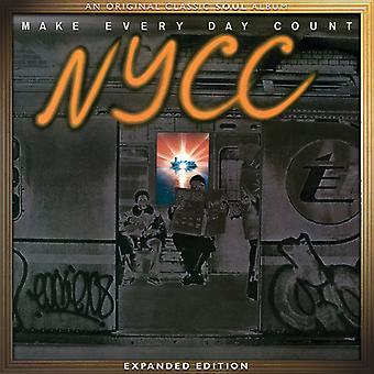 New York Community Choir - Make Every Day Count [CD] USA import