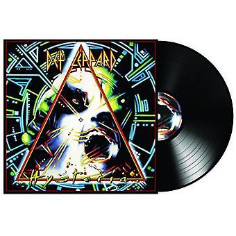 Def Leppard - hysteri [Vinyl] USA import