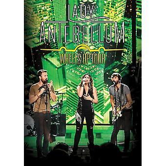 Lady Antebellum - Wheels Up Tour [DVD] USA import