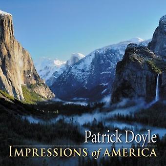 Patrick Doyle - Impressions of America [CD] USA import