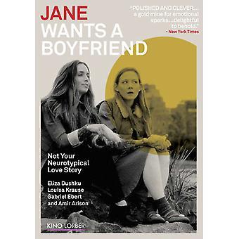 Jane veut importer une CUA copain [DVD]