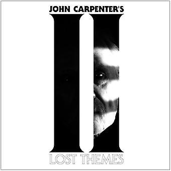 John Carpenter - Lost Themes II [CD] USA import