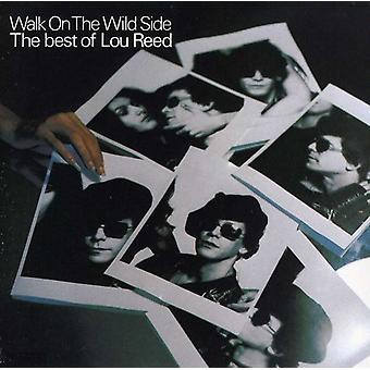Lou Reed - Best of-Walk on the Wild Side [CD] USA import