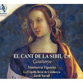 Montserrat Figueras - El Cant De La Sibil-La [SACD] USA import