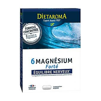 6 Strong Magnesium 30 tablets