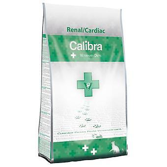 Calibra Cibo Secco per Gatti Diet Gatto Renal/Cardiac