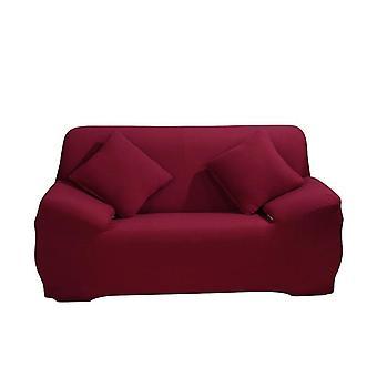Elastisk 1/2/3/4-seters SofaDeksel Slipcover Sofabeskytter