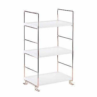 Bathroom Shelf Storage Rack - Display Stand Shelves For Cosmetics, Shampoo -