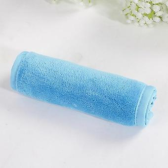 Soft Reusable Facial Cleaning Microfiber Makeup Remover Cotton Towel