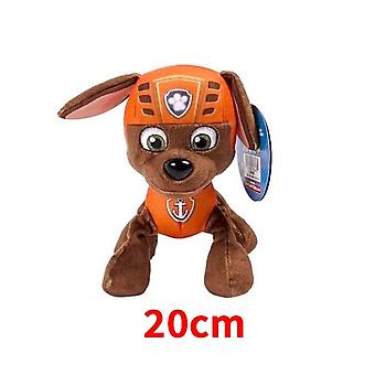 20 Cm Paw Patrol Plush Toy - Ryder Marshall Chase Skye Everest Tracker Robo Dog Rubble Rocky Zuma Christmas Gift Toys
