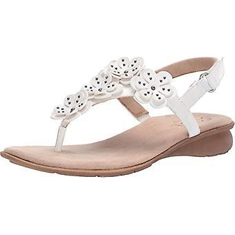 SOUL Naturalizer Women's June Flat Sandal