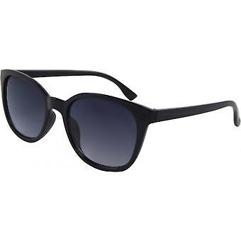 Sonnenbrille Unisex  Schmetterling Kat. 3 schwarz/grau (Basic 200-A)