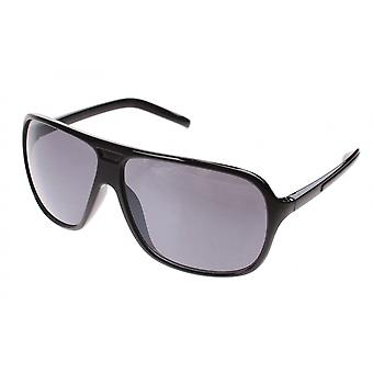 Sunglasses Unisex black with smoked glass (A40120)