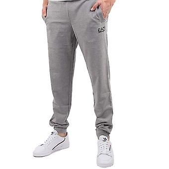 EA7 Emporio Armani Tracksuit Pant Joggers - Med Grey Marl-M