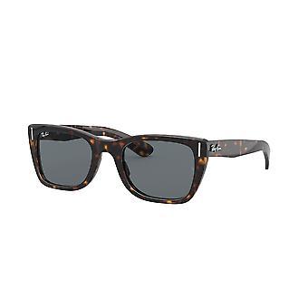 Ray-Ban Caribbean RB2248 902/R5 Shiny Havana/Blue Glasses