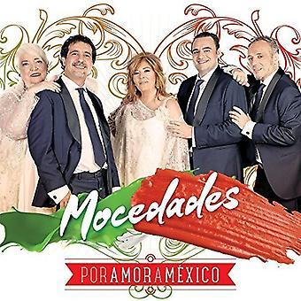 Mocedades - Por Amor a Mexico [CD] USA import