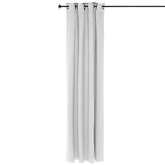 Furinno Collins Blackout Vorhang 52X95 In. 2 Panels, Weiß