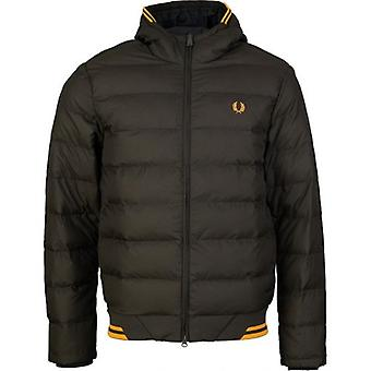 Fred Perry Authentics Hooded Insulated Jacket