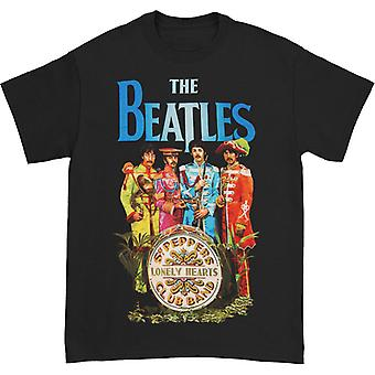 Beatles Sgt. Peppers Charaktere T-shirt