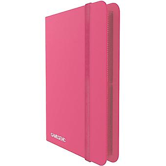 Gamegenic Casual Album 8-Pocket - Pink