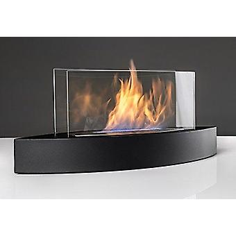 Bio Ethanol Stainless Steel Fd135b Tabletop Fireplace, Brûleur