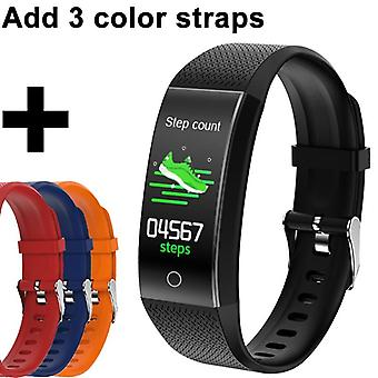 Smart Band-body Temperature Watch, Fitness Tracker Bracelet Ip68 Waterproof