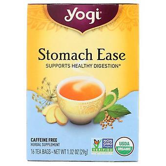 Yogi Stomach Ease, 16 bags