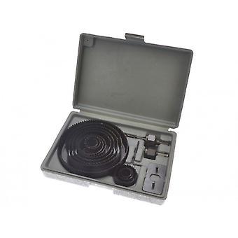 נקודה כחולה 20509 pro holesaw לפלדת פחמן 127mm (16 חתיכות)