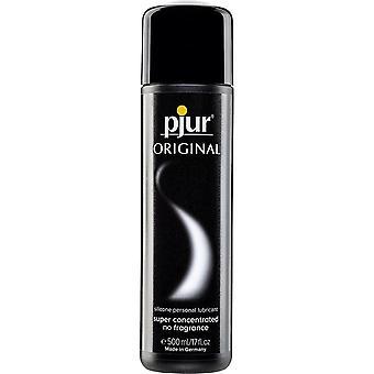 Pjur original silicone lubricant 500 ml / 16.9 fl oz
