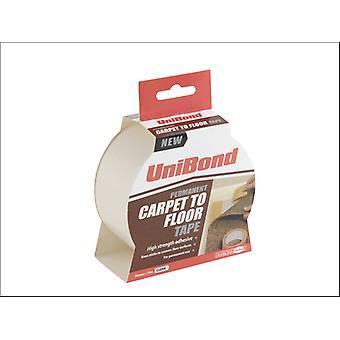Unibond Carpet Tape Permanent 50mm x 10m