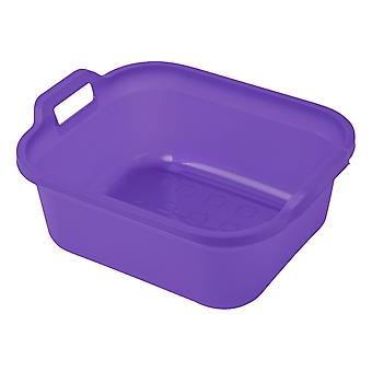 Addis Rectangular Bowl + Handles Violet Large  *New* 518190