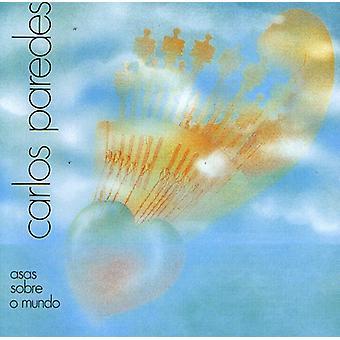 Carlos Paredes - importer des USA Asas Sobre O Mundo [CD]