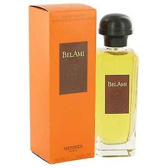 Bel Ami By Hermes Eau De Toilette Spray 3.4 Oz (men) V728-417381