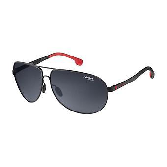 Carrera 8023/S 003/9O Matte Preto/Cinza Escuro Gradient Óculos de Sol