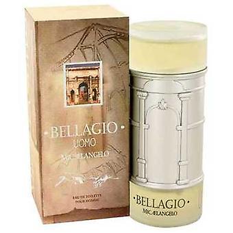 Bellagio By Bellagio Eau De Toilette Spray 3.4 Oz (men) V728-417387